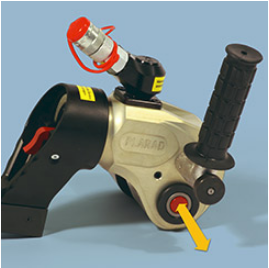 Hydraulic Torque Wrench MX-EC quick lock