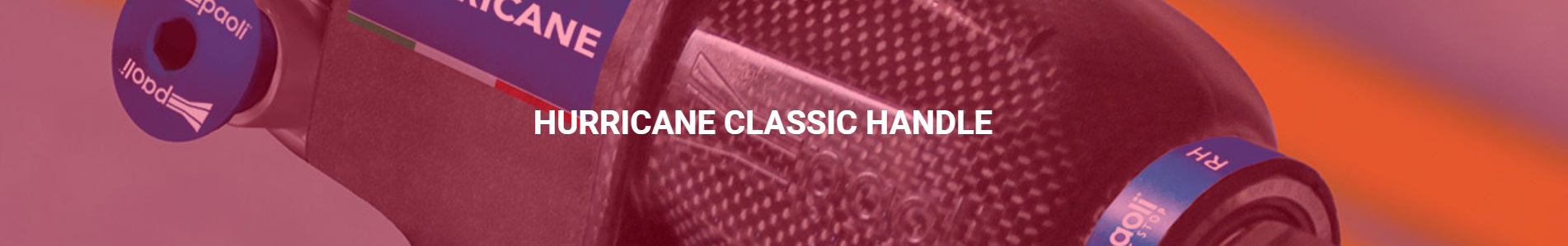Hurricane classic handle